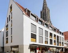 Wohn- und Geschäftshaus Ulm