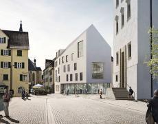 Neue Stadtbibliothek Rottenburg