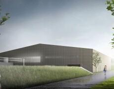 Dreifeld-Sporthalle Mauerstetten