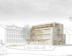 Neubau Haus der katholischen Kirche Böblingen