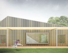 Neubau Kindertagesstätte Erbach