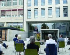 Einweihung des Erweiterungsbaus der Realschule Oberkirch